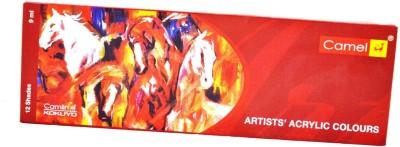 Camil Artists Acrylic Color Tube