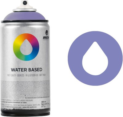 Montana Water Based Spray Paint Bottle