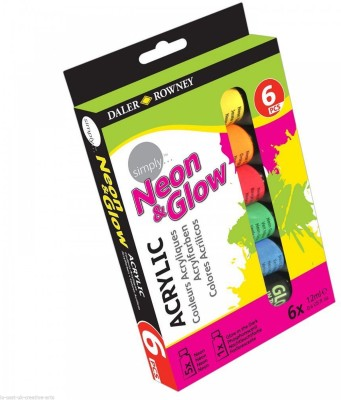 Daler Rowney Simply Acrylic Color Tube