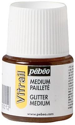 Pebeo Vitrail Glitter Medium(Glitter Medium)