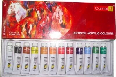Camlin Artists Colour Acrylic Color Tube