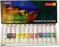 Camlin Art Creation Oil Paint Tube(Set of 1, Red)