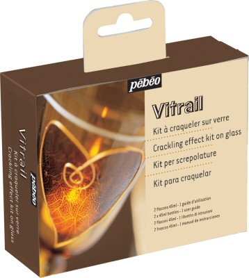 Pebeo Vitrail Crackling Kit