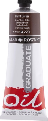 Daler-Rowney Graduate Oil Paint Tube