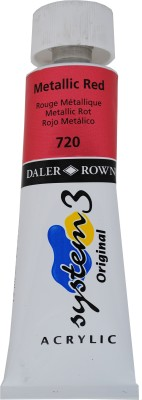 Daler-Rowney System 3 Acrylic Color Tube