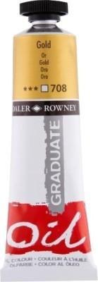 Daler-Rowney Graduate Oil Paint(Gold)