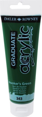 Daler-Rowney Graduate Acrylic Color Tube