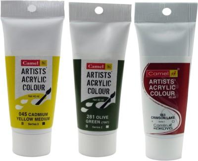 Camlin Acrylic Color Tube