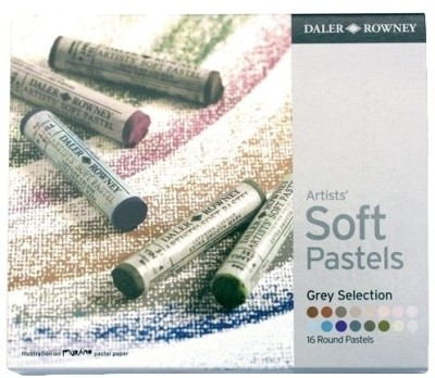 Daler-Rowney Artist Soft Pastels Water Color
