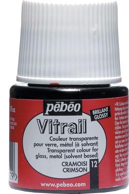 Pebeo Vitrail Satin Glass Color