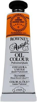 Daler-Rowney Oil Paint Tube(Chrome Orange)
