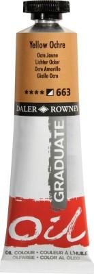 Daler-Rowney Graduate Oil Paint(Yellow Ochre)