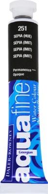 Daler-Rowney Aquafine Water Color Tube(Sepia Hue)