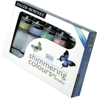 Daler-Rowney Acrylic Color Tube