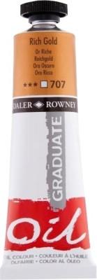 Daler-Rowney Graduate Oil Paint(Rich Gold)