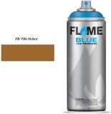 Flame Blue Spray Paint Bottle (Set of 1,...
