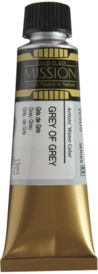 Mission Gold Professional Quality Water Color Tube