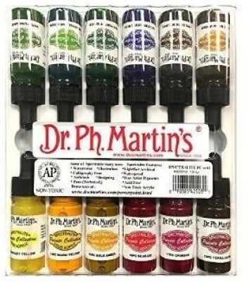 Dr. Ph. Martin's Acrylic Color Bottle