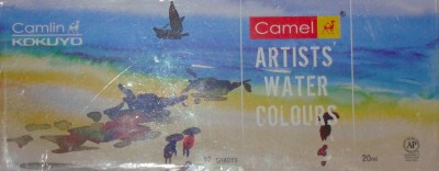 Camlin Water Color Tube