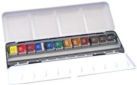 Daler-Rowney Water Color Half Pans