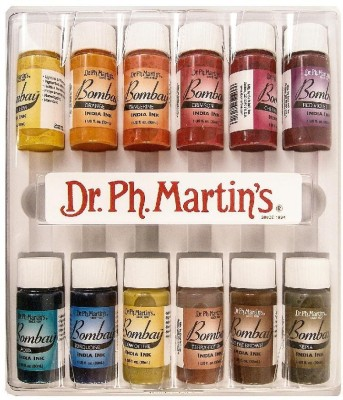 Dr. Ph. Martin's Ink Bottle