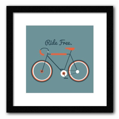 Dreambolic Ride Free Poster Digital Reprint Painting