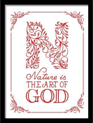 Oobinno Art of God Ceramic Painting