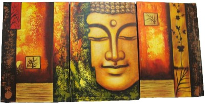 Dogra Stores Budha1 Oil Painting