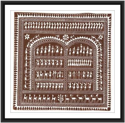 KalaSanthe Wood Photo Frame