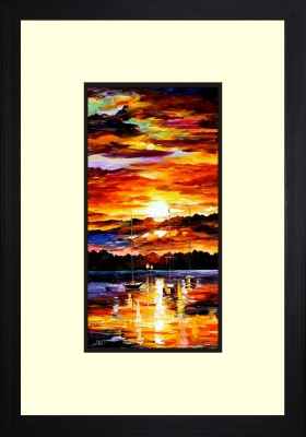 SAF Original Handmade Oil Canvas Painting(20 inch x 14 inch)
