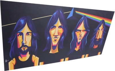 Graphicurry Floyd Wall Art Digital Reprint Painting