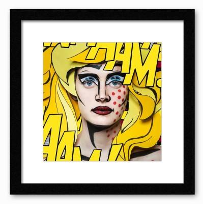 Dreambolic Betty,S Poster Digital Reprint Painting