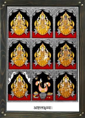 E-Studio Asta Lakshmi Canvas Painting