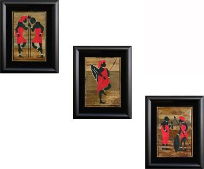 Arte Elite Afrocollection Canvas Painting