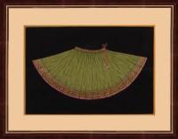 Splendid Indian Art Splendid Indian 18th Century Rajasthani Emboss Painting