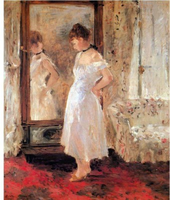 Snapgalaxy Art Panel - Soul by Morisot Canvas Painting