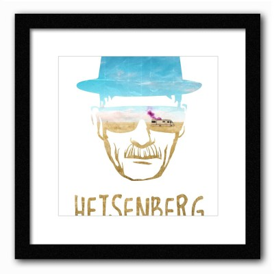 Dreambolic Henisberg Poster Digital Reprint Painting