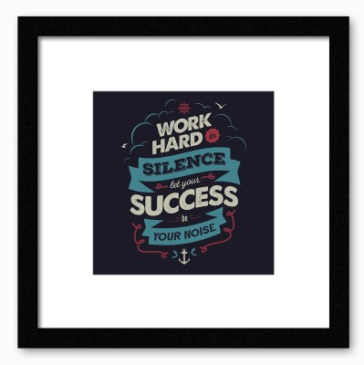 Dreambolic Success Poster Digital Reprint Painting