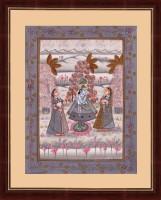 Splendid Indian Art Splendid Indian Mughal Period Rajasthani