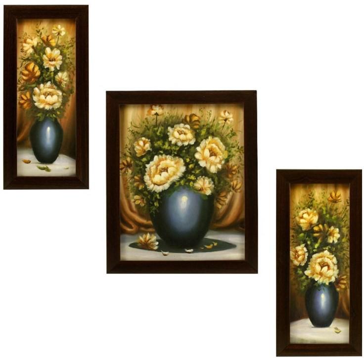 Flipkart - Set of 3 Paintings Under Rs.599