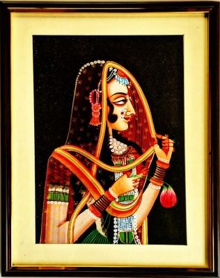 Govindam Natural Colors Painting