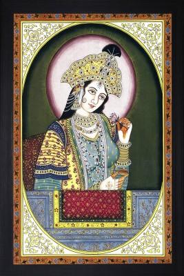 1 Art of Creations Reprint Mughals Natural Colors Painting