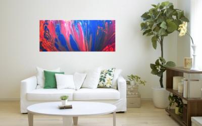 JP Hardware HARMONEY Acrylic Painting