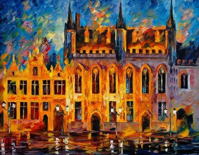 Painting Mantra Leonid Afremov Oil Painting Canvas Painting