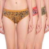 Lenity Women's Hipster Orange, Green, Ye...