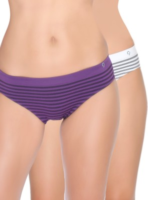 Channel Nine Seamless Panty Women's Brief Multicolor Panty