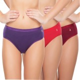 Lenity Women's Hipster Purple, Red, Maro...