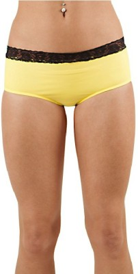 Berry's Intimates Women's Hipster Yellow Panty
