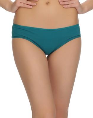 Clovia Women's Bikini Green Panty(Pack of 1) at flipkart