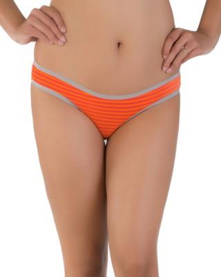 RED ORANGES Women's Bikini Orange Panty